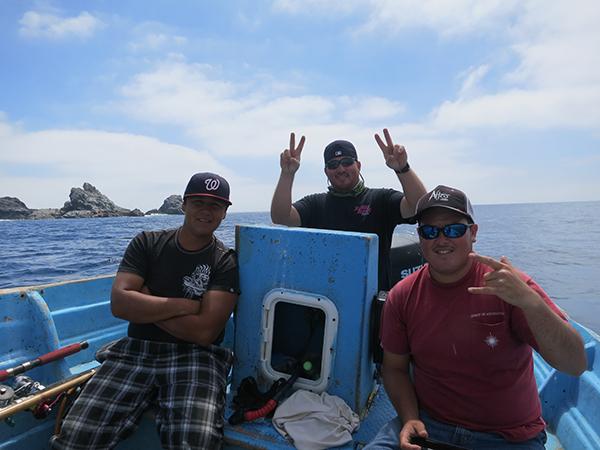 Jose, Jorge, y Paul