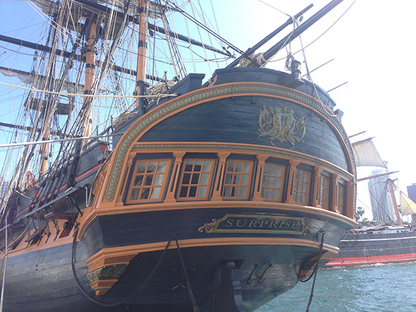 Awesome maritime museum