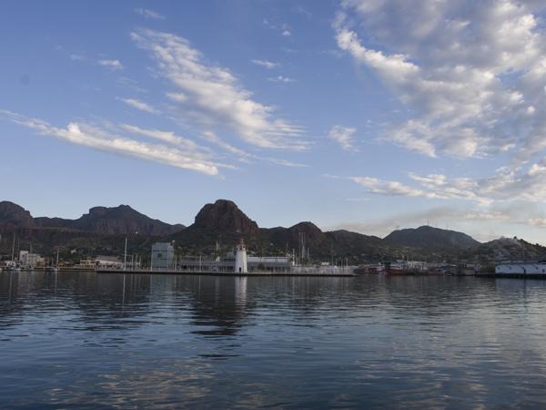 Marina Fonitur in Guaymas